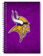 Minnesota Vikings Spiral Notebook