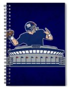 New York Giants Spiral Notebook
