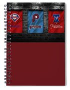 Philadelphia Phillies Spiral Notebook