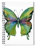 11 Prism Butterfly Spiral Notebook