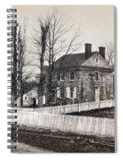 Washington: Headquarters Spiral Notebook