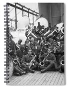 Wwi Homecoming, 1919 Spiral Notebook