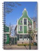 Zaanse Schans Spiral Notebook
