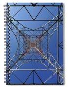 110307p009 Spiral Notebook
