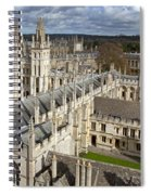 110307p105 Spiral Notebook