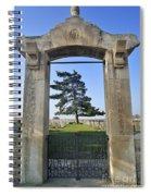 110307p278 Spiral Notebook