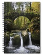 110414p155 Spiral Notebook
