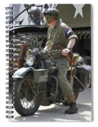 110506p333 Spiral Notebook