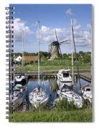 110613p055 Spiral Notebook