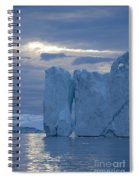 110613p179 Spiral Notebook