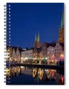 111130p072 Spiral Notebook