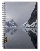 111130p138 Spiral Notebook