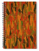 1114 Abstract Thought Spiral Notebook