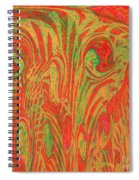1133 Abstract Thought Spiral Notebook
