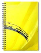 11racing 24322 Spiral Notebook
