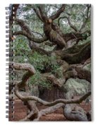 Island Tree Spiral Notebook