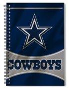 Dallas Cowboys Uniform Spiral Notebook