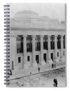New York Stock Exchange Spiral Notebook
