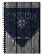 Seattle Mariners Spiral Notebook