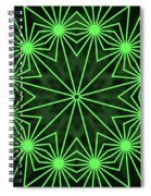 12 Stage Limelight Spiral Notebook