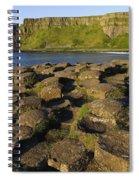 The Giants Causeway Spiral Notebook