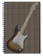 12 Thousand Electric Guitars Spiral Notebook