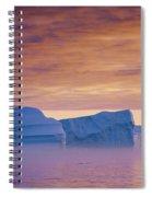 120223p180 Spiral Notebook