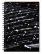 120425p093 Spiral Notebook