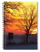 120425p240 Spiral Notebook