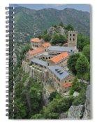 120520p135 Spiral Notebook