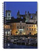 120920p090 Spiral Notebook