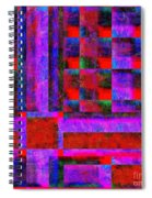 1227 Abstract Thought Spiral Notebook