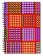 1229 Abstract Thought Spiral Notebook