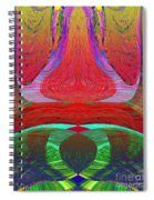 1232 Abstract Thought Spiral Notebook