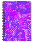 1250 Abstract Thought Spiral Notebook