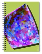 1273 Abstract Thought Spiral Notebook