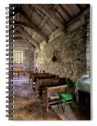 12th Century Chapel Spiral Notebook