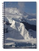 Antarctica Spiral Notebook