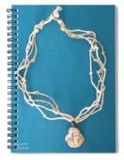 Aphrodite Urania Necklace Spiral Notebook