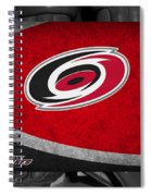 Carolina Hurricanes Spiral Notebook