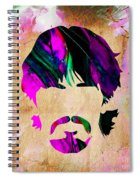 George Harrison Collection Spiral Notebook