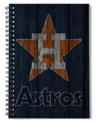 Houston Astros Spiral Notebook
