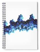 Human Dna Spiral Notebook