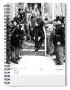 John Brown 1800-1859. For Licensing Requests Visit Granger.com Spiral Notebook