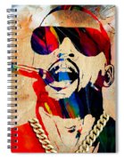 Kanye West Collection Spiral Notebook