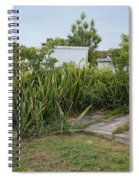Key West Cemetery Spiral Notebook