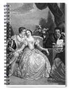 Lady Jane Grey (1537-1554) Spiral Notebook