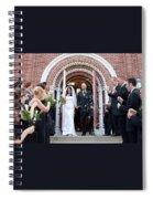 13 Spiral Notebook
