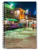 Myrtle Beach South Carolina Spiral Notebook
