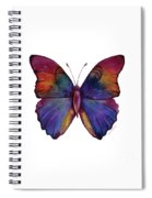 13 Narcissus Butterfly Spiral Notebook